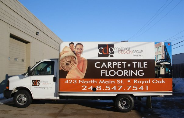 Vehicle Wraps Large Format Printing Ags Clawson